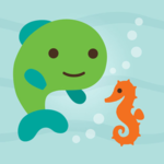 Sago Mini Ocean Swimmer App
